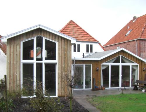 Sanierung Wohnhaus, Wesselburen