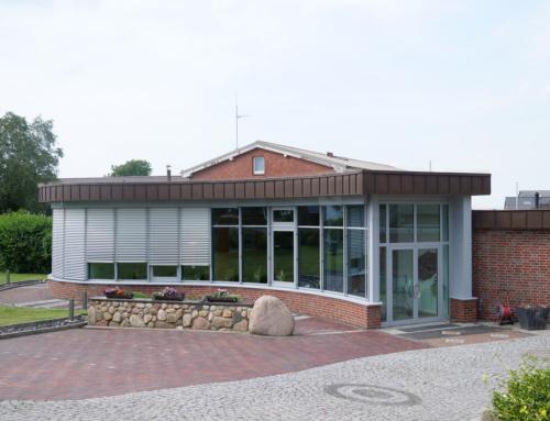 Erweiterung Bürogebäude, Nindorf