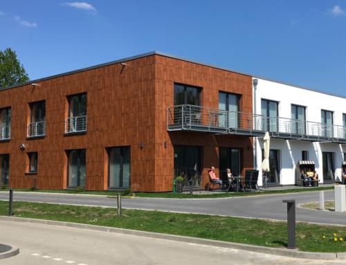 Wohnungen und Dienstleistung Teichkoppel, Heide