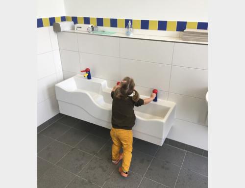 Kindergartenerweiterung, Delve
